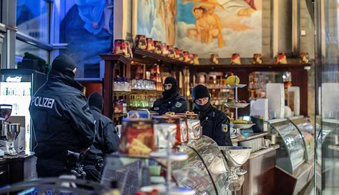 Tüm kıtalarda faal tek mafya örgütlenmesine Avrupa çapında operasyon