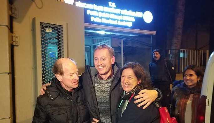 Türkiye'de tutuklu bulunan Avusturyalı gazeteci Zirngast serbest bırakıldı