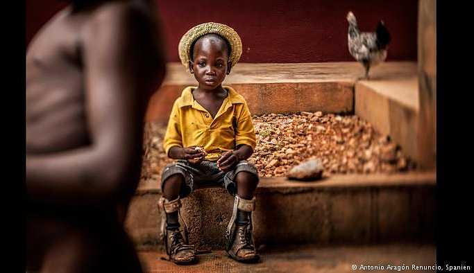 UNICEF Yılın Fotoğrafları: Unutulan çocuklar
