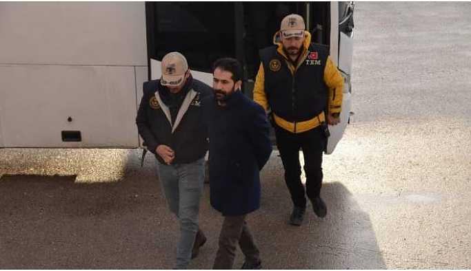 Van'da son bir ayda 63 kişi gözaltına alındı