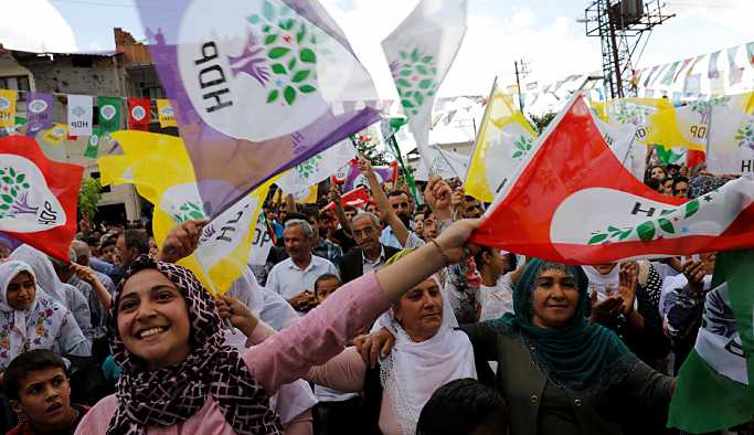 Vatan Partisi'nden savcılığa 'HDP kapatılsın' başvurusu