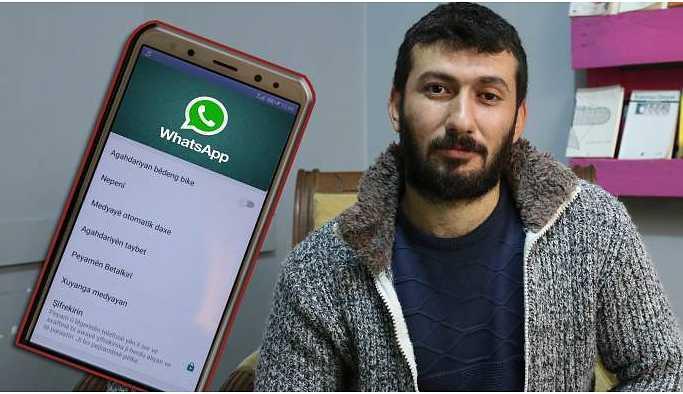 WhatsApp artık Kürtçe kullanılabilecek