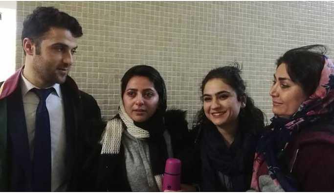 Yelda Abbasi serbest bırakıldı