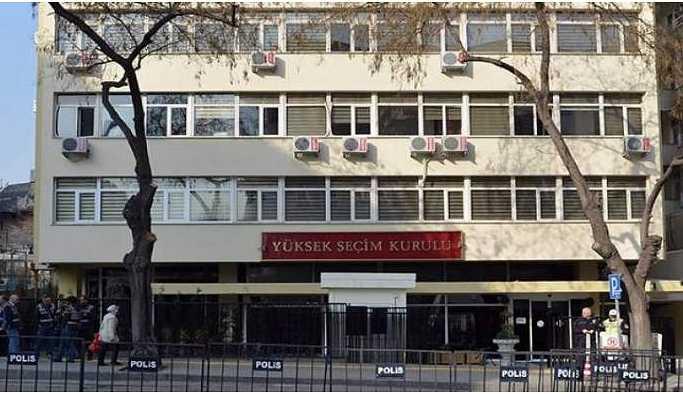 YSK yerel seçim takvimini açıkladı