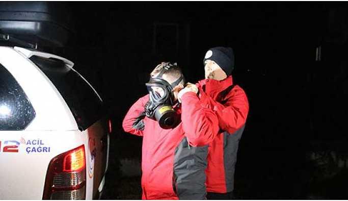 3 çocuk yayılan gazdan etkilendi