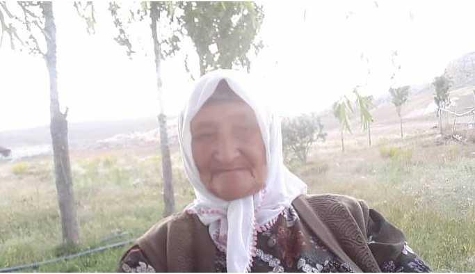 86 yaşındaki Ayşe Bişirgen gözaltına alındı