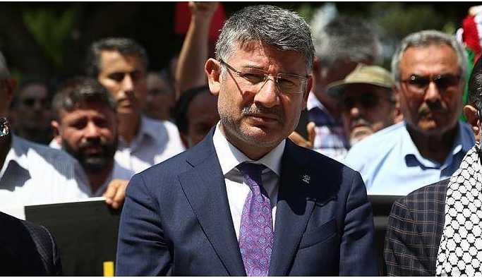 AKP'li adaya bıçaklı saldırı