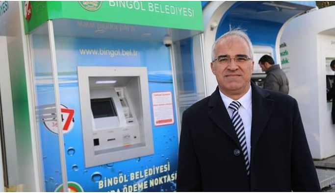 AKP'li Bingöl Belediyesi 2018 bütçesinde yüzde 45 açık verdi