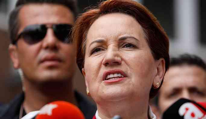 Akşener: Iğdır'da AKP ve MHP adayını teke düşürsün, oyumuzu ona vereceğiz