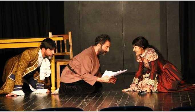 Amed Şehir Tiyatrosu'nun Ocak takvimi belli oldu