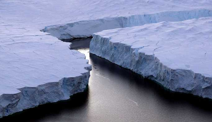 Antarktika alarm veriyor: Buzul erime oranı, 2001-2017 arasında yılda ortalama yüzde 280 arttı
