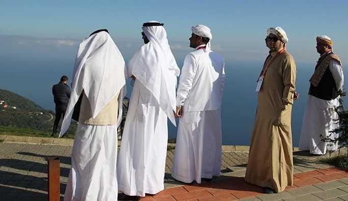 Araplar Ordu'da mülkiyet yarışına girdi