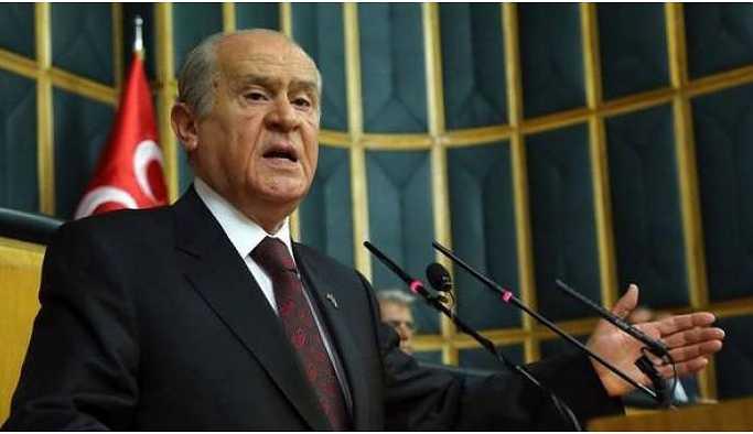 Bahçeli'den CHP'ye: YSK'yi tanımıyorsa seçime de katılmasınlar
