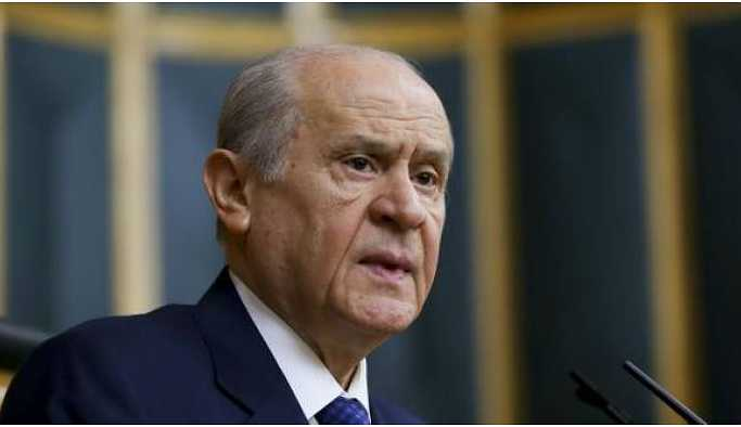 Bahçeli'den AKP'ye 'Güvenli Bölge' uyarısı