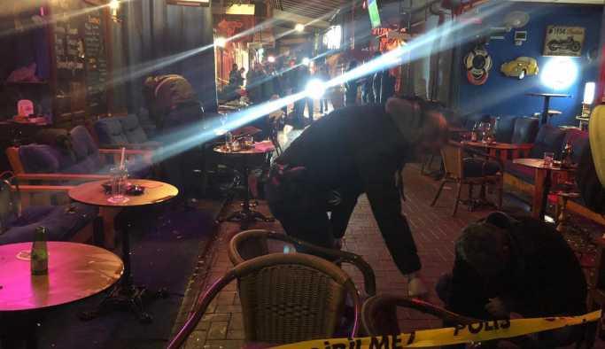Barlar sokağında korkunç cinayet