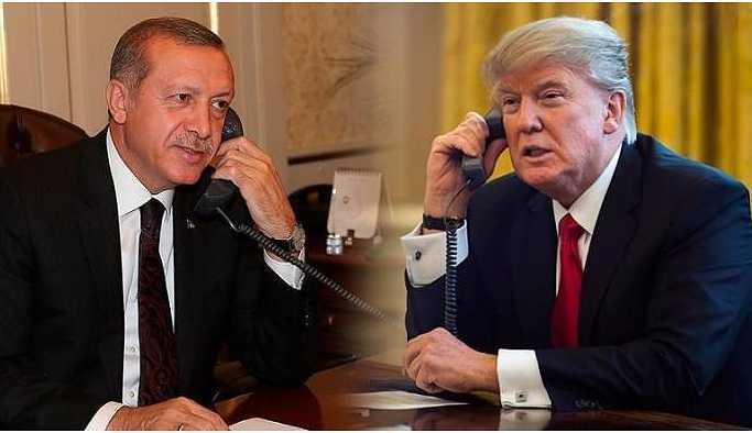 Beyaz Saray: Erdoğan ve Trump hemfikir
