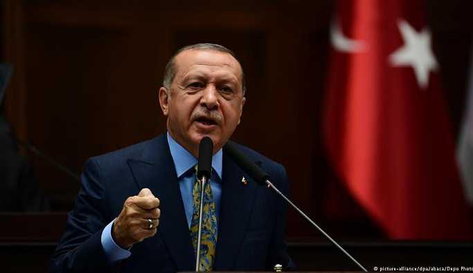Bolton'a tepki gösteren Erdoğan'dan operasyon sinyali
