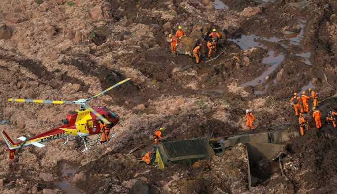 Brezilya'da 50 kişinin öldüğü felaketin sorumlusu olan şirketin başkanı: Ölen halk değil, bizim işçiler
