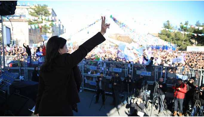 Buldan: Tecridi Türkiye halkları birlikte kaldıracak
