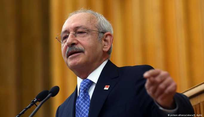"""CHP anayasa ihlâlini geçiştiriyor"""