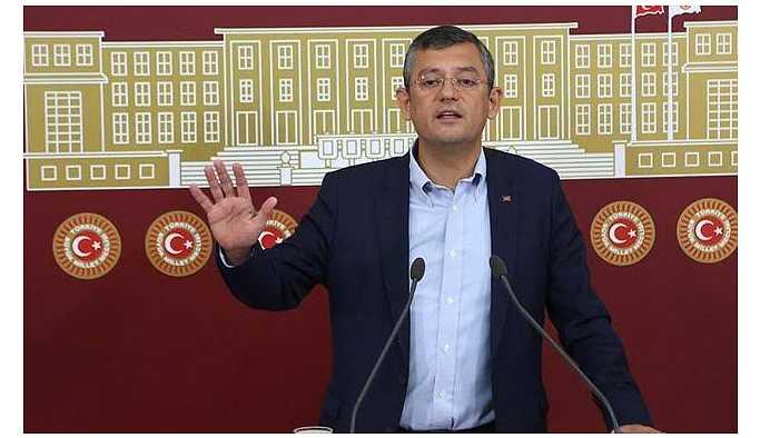 CHP'li Özel'den yeni iddia: Bilal Erdoğan'ın adı İBB Başkanlığı için geçiyor