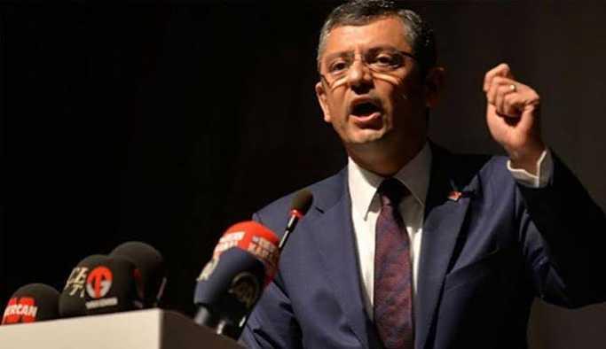 CHP'li Özel: Ey Erdoğan, sözünün eriysen hodri meydan