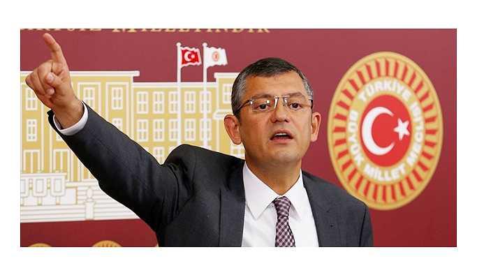 CHP'li Özel: Fazıl Say'a yöneltilen 'takiye' eleştirilerinin asıl muhatabı Erdoğan'dır
