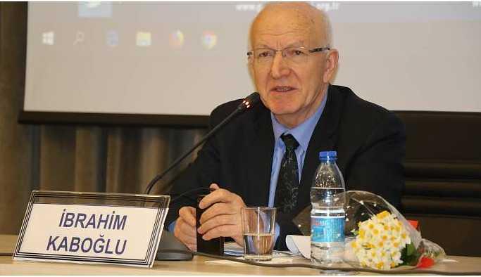 CHP'li Kaboğlu: 31 Mart seçimlerinin sonuçları yüzde 50'nin dağılımı için önemli
