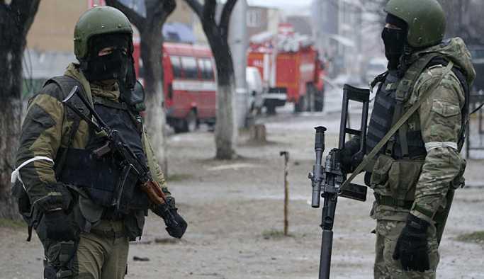 Dağıstan'da etkisiz hale getirilen teröristler İŞİD'e militan kazandırıyordu