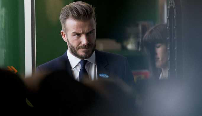 David Beckham'ın köpeğine aldığı battaniyenin fiyatı takipçilerin gözünden kaçmadı
