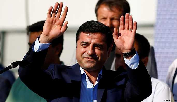 Demirtaş: Kürdistani ittifakı önemsiyor büyük anlam veriyorum
