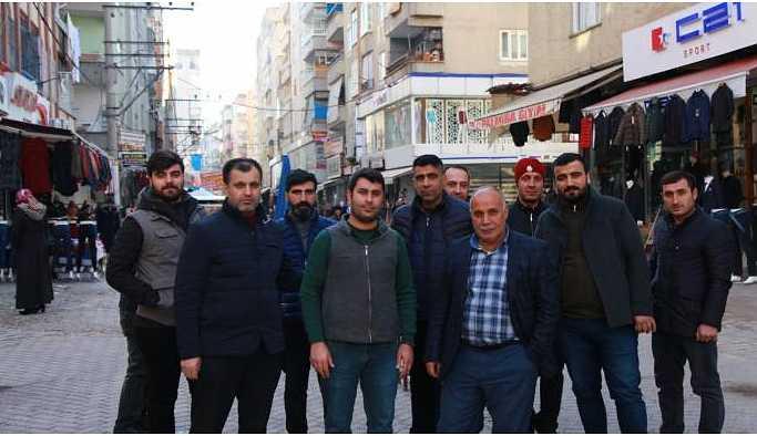 Diyarbakır esnafı kepenk kapatıyor
