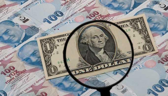 Dün 5.50'nin üzerine çıkan dolar/TL'de son durum