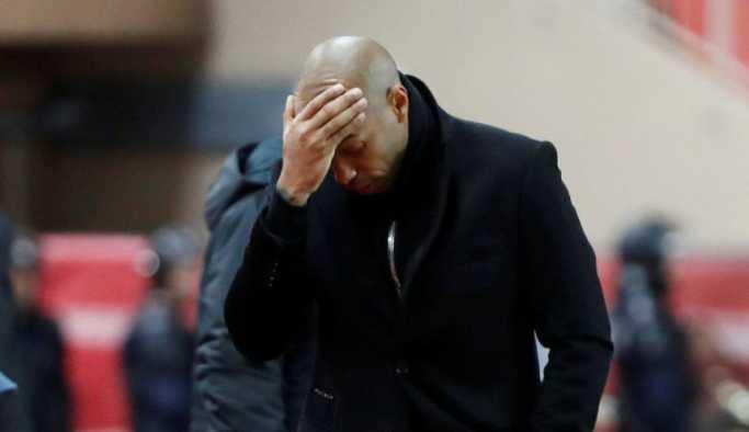 Efsane isim Thierry Henry'den skandal hareket
