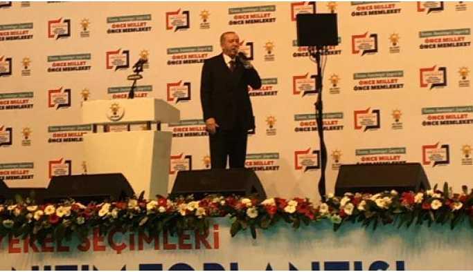 Erdoğan AKP'nin Ankara adaylarını açıkladı