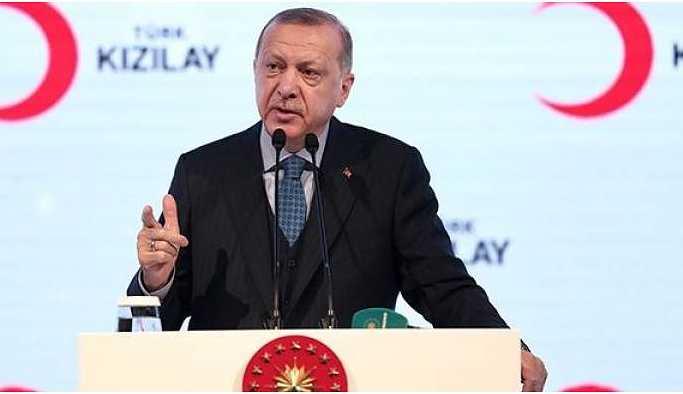 Erdoğan'dan Fırat'ın doğusuna operasyon sinyali