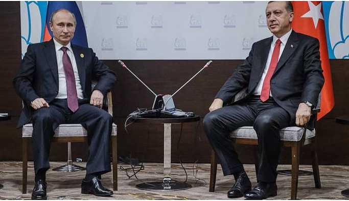 Erdoğan 'Minbic'i Putin 'İdlib'i masaya getirecek