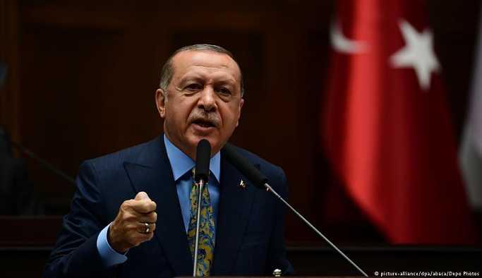 Erdoğan'dan Minbic açıklaması
