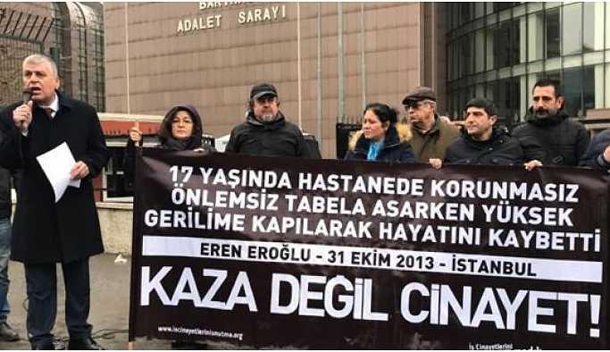 Eren Eroğlu davasında sanıklara 'iyi hal' indirimi