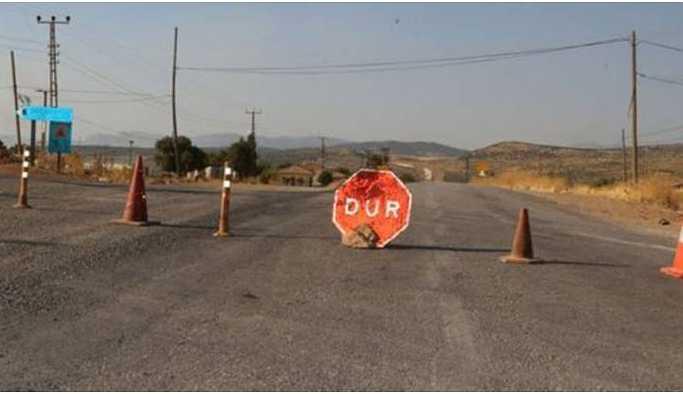 Hakkari'de 30 bölge giriş çıkışlara yasaklandı