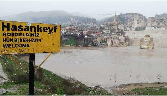 Hasankeyf'te AKP adayı açıklandı, kayıtlar silindi!