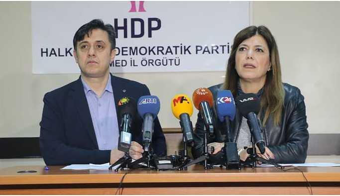 HDP: 17 Ocak'a kadar seçmen kayıtlarınızı kontrol edin