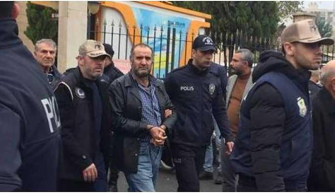 HDP çalışanı sınır dışı edildi