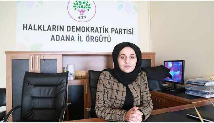 HDP Gençlik Meclisi Üyesi Kılıç gözaltına alındı