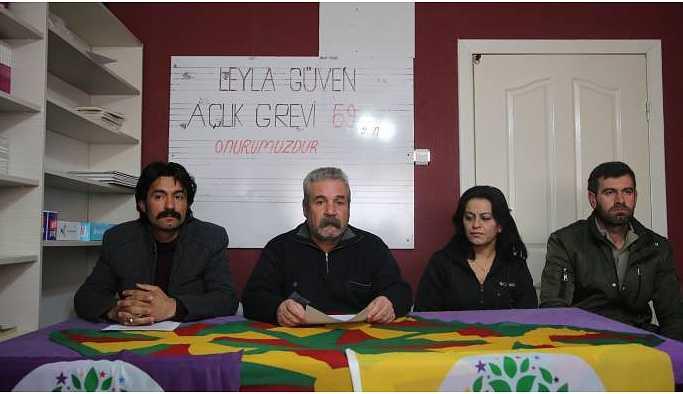 HDP Mamak İlçe Örgütü'nden açıklama