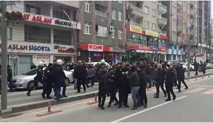 HDP'nin Batman Belediyesi Eşbaşkan Adayı Sabri Özdemir gözaltına alındı