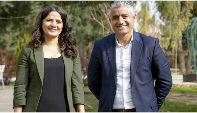 HDP'nin Silopi adayları: Halkın oluru olmadan hiçbir proje hayata geçirilmeyecek