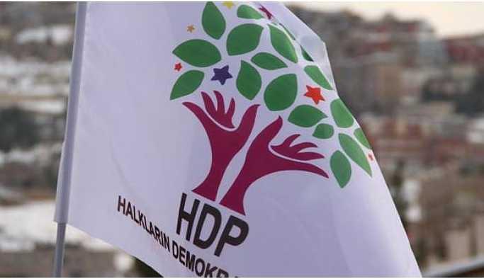 HDP: Saldırı ve tehditler bizleri mücadelemizden alıkoyamayacak