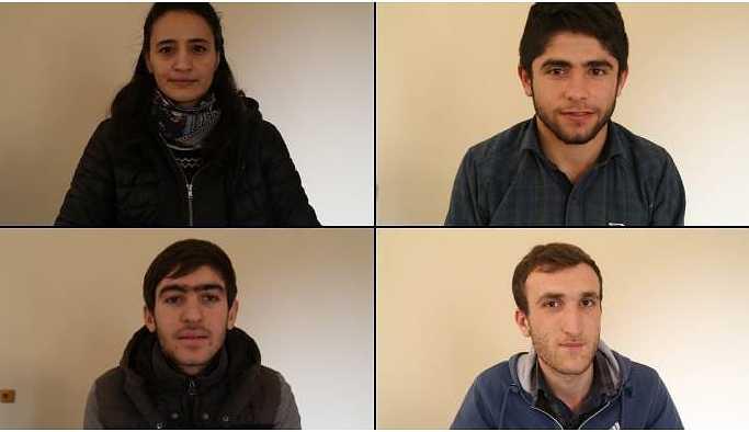 HDP'li gençler: Tecride karşı tutum alınmalı