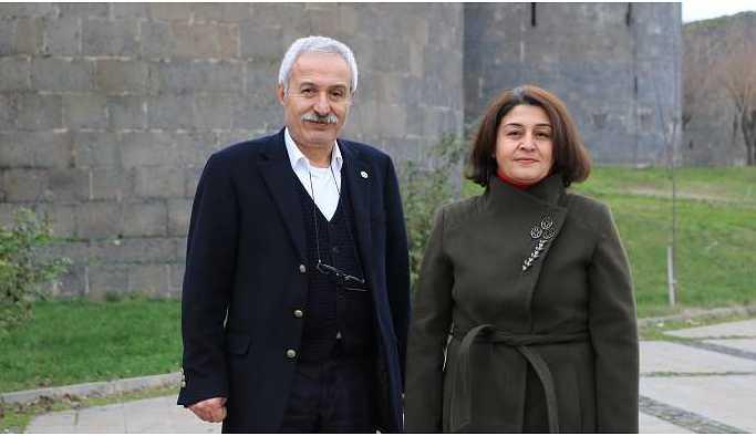 HDP'nin Diyarbakır eşbaşkan adayları: Halkın yaralarını birlikte saracağız